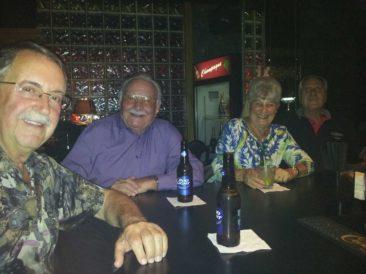 Nachclub: Manfred,Alfred, Rita, Robert