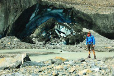 Atabasca Gletscher