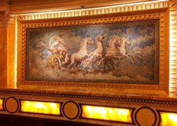 cesars palace lobby