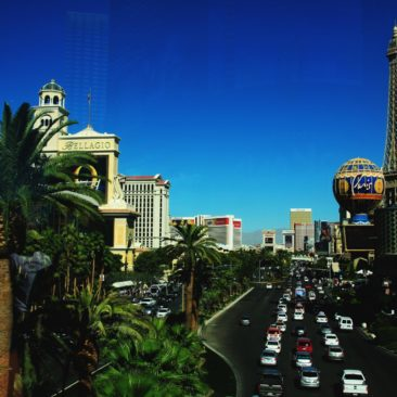 "Las Vegas II ""der Strip"" & Wüste"