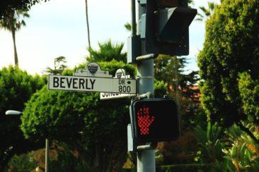 Beverly Hills Straße