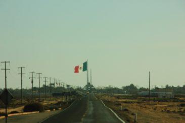 groooße Flagge