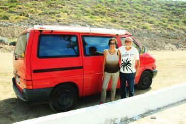 die zwei aus Catalonia von Ushuaia nach Alaska