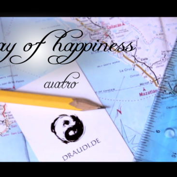 the way of happiness – cuatro
