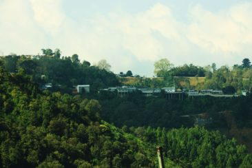 Hochland Dorf 2