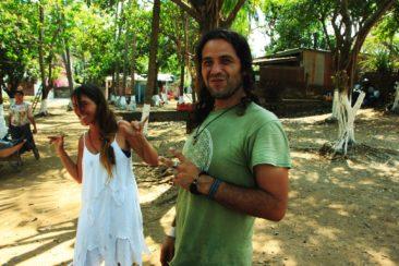 Gabriel and senorita